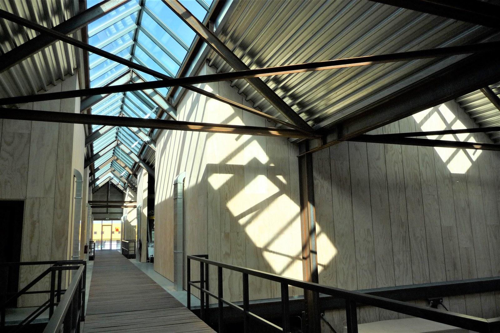 werkgebouw fiction factory 2 Amsterdam