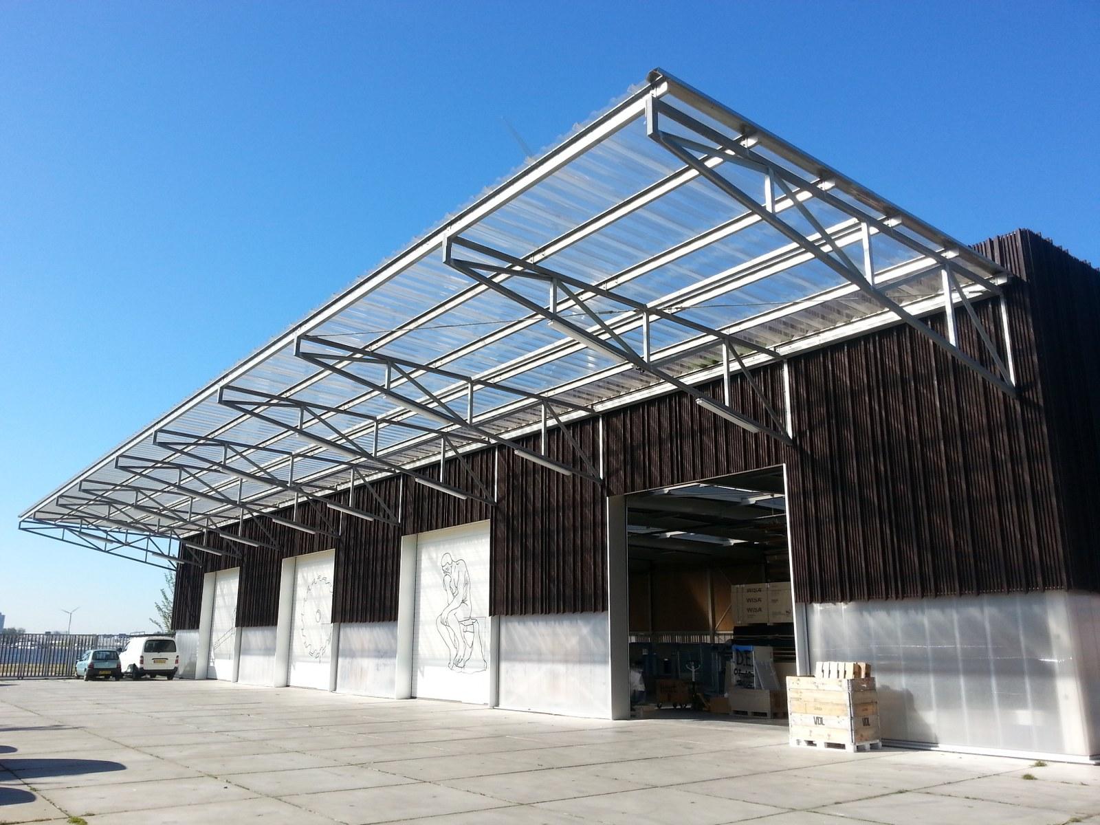 werkgebouw fiction factory 3 Amsterdam