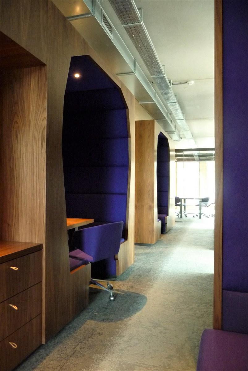 interieur Motiv in kantoorgebouw IJsselstein