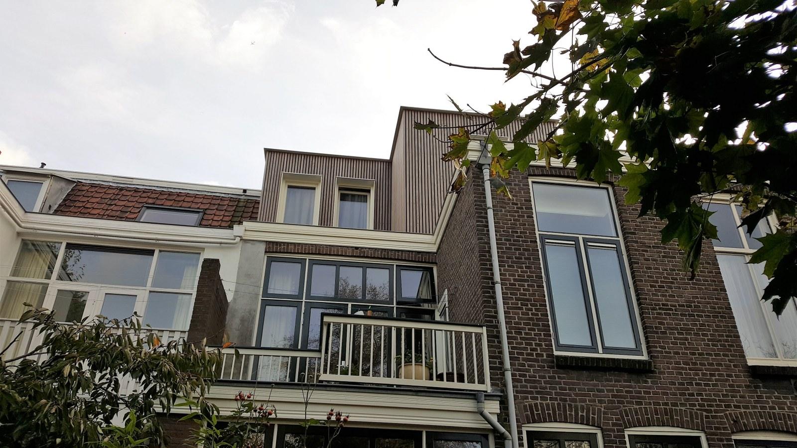 gehele verbouwing pand 1910 Rijswijk