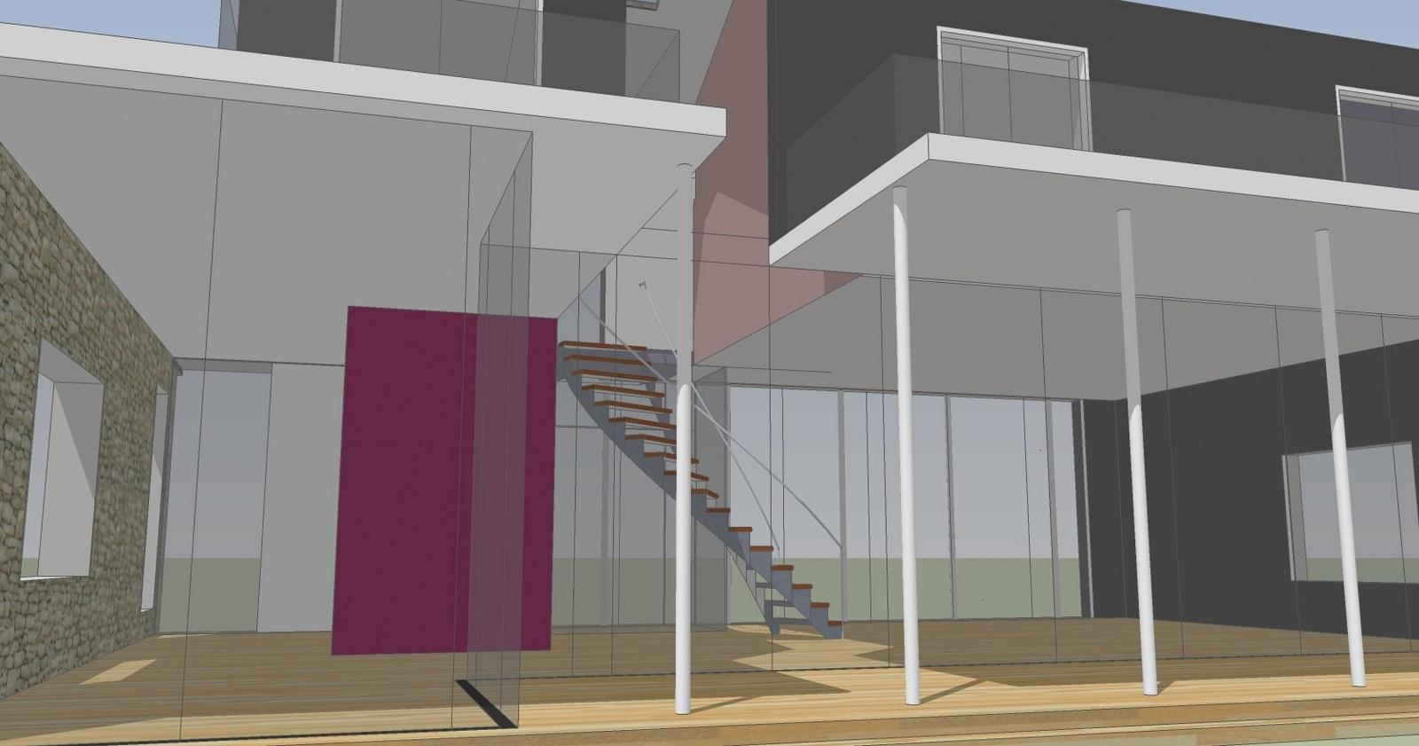 nieuwbouw woonhuis Den Haag